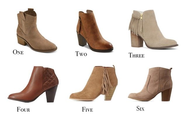 Fall Bootie Guide image